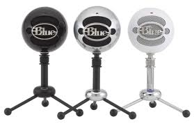 USB Blue Snowball Microphone Review