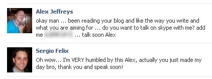 Alex Jeffreys Facebook