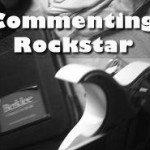Commenting Rockstar