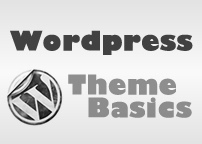 wordpress theme basics