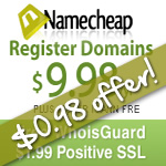 namecheap discount offer