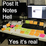 How To Avoid Post-It Notes Hell?
