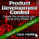 product development control special discount