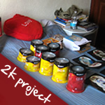 the two thousand dollars project